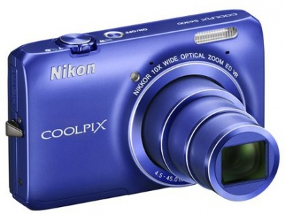 Nikon COOLPIX S6300 BLUE