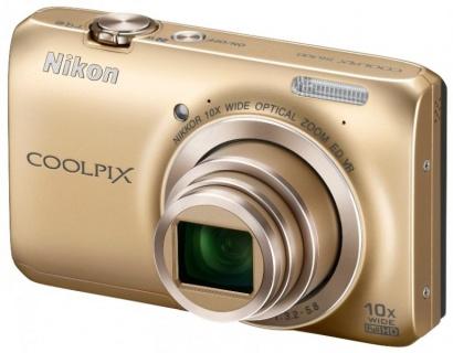 Nikon COOLPIX S6300 GOLD