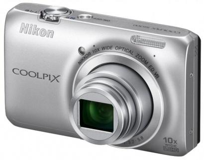 Nikon COOLPIX S6300 SILVER