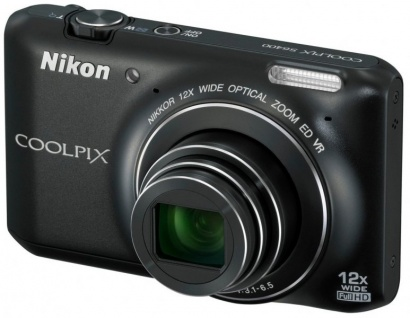 Nikon COOLPIX S6400 BLACK