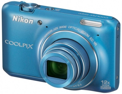 Nikon COOLPIX S6400 BLUE