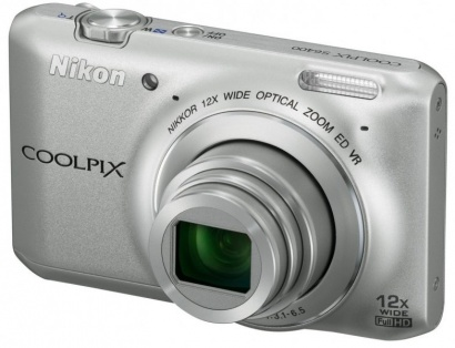Nikon COOLPIX S6400 SILVER