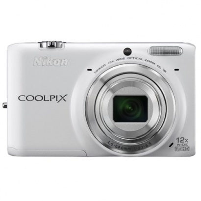 Nikon COOLPIX S6500 White