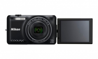 Nikon COOLPIX S6600 Black