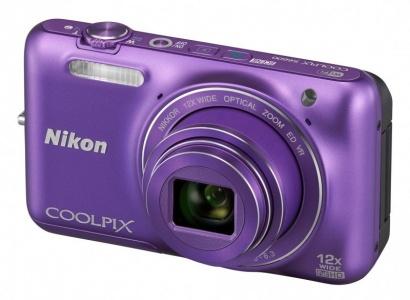 Nikon COOLPIX S6600 Purple