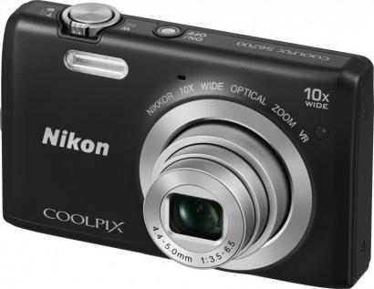 Nikon COOLPIX S6700 Black