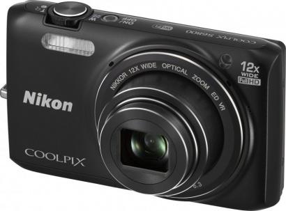 Nikon COOLPIX S6800 Black