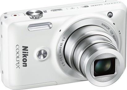 Nikon COOLPIX S6900 White