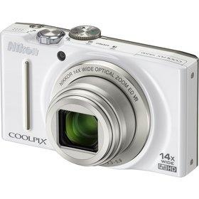 Nikon COOLPIX S8200 WHITE