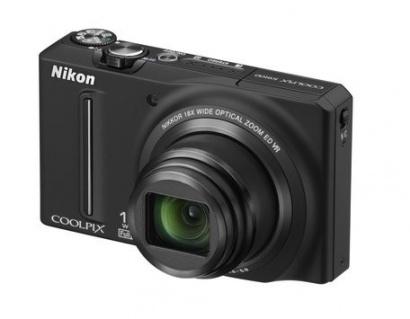 Nikon COOLPIX S9100 BLACK