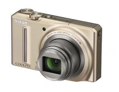 Nikon COOLPIX S9100 SILVER