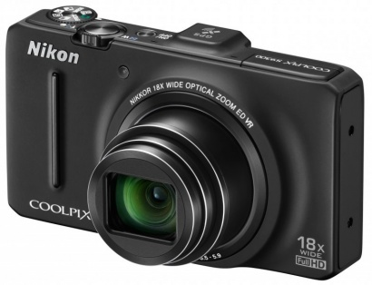 Nikon COOLPIX S9300 Black