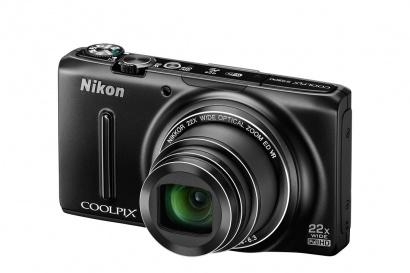 Nikon COOLPIX S9500 Black