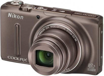 Nikon COOLPIX S9500 Bronze