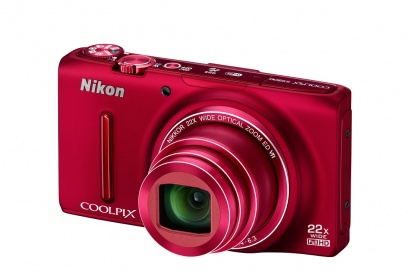 Nikon COOLPIX S9500 Red