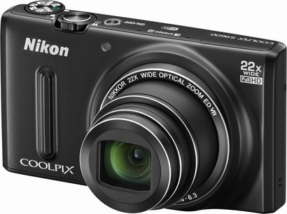 Nikon COOLPIX S9600 Black