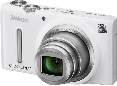 Nikon COOLPIX S9600 White