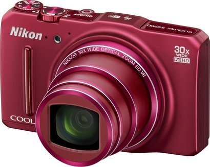 Nikon COOLPIX S9700 Red