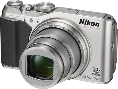 Nikon COOLPIX S9900 Silver