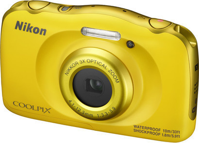 Nikon Coolpix W100 Yellow BackPack KIT