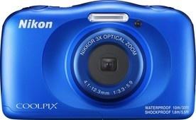 Nikon Coolpix W150 Blue backpack kit