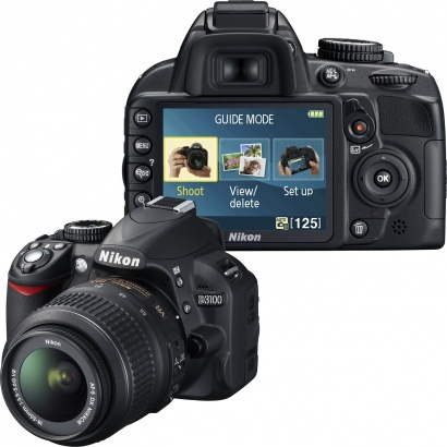 Nikon D3100 + 18-55 AF-S DX VR