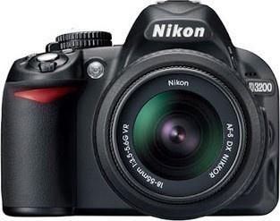Nikon D3200+18-55 AF-S DX VR II+55-300