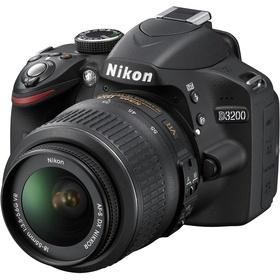 Nikon D3200 + 18-55 AFS DX VR