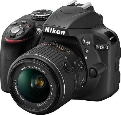 Nikon D3200 + 18-55 DX II + 55-200 AF-S