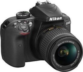 Nikon D3400+AF-P 18-55 non VR Black