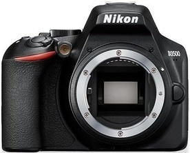Nikon D3500 18-55 + brašňa + SDkarta