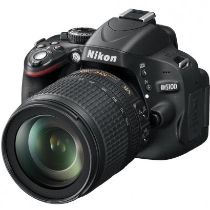 Nikon D5100 + 18-105 AFS DX VR