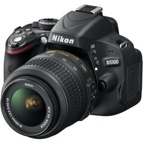Nikon D5100 + 18-55 AFS DX VR