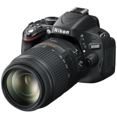 Nikon D5100 +18-55 AFS DX VR+55-300 AFS VR