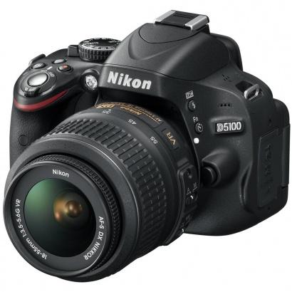 Nikon D5100 + 18-55 II AFS DX