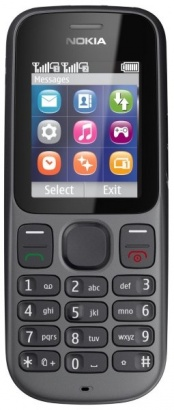 Nokia 101 Phantom Black