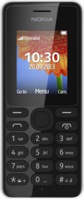 Nokia 108 DS Black