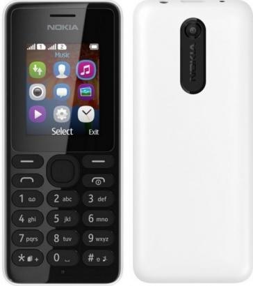 Nokia 108 DS White