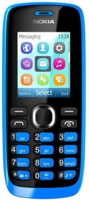 Nokia 112 Cyan