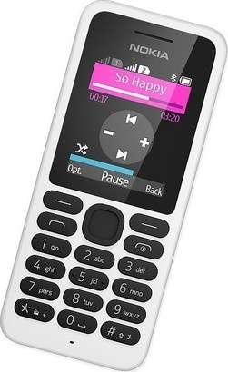 Nokia 130 DS White