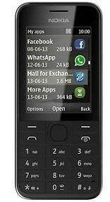 Nokia 208 SS Black