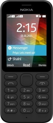 Nokia 215 DS Black