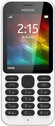 Nokia 215 DS White