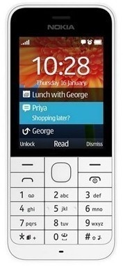 Nokia 220 DS White