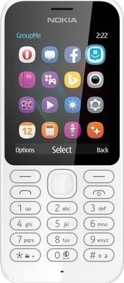 Nokia 222 DS White