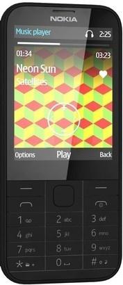 Nokia 225 SS Black
