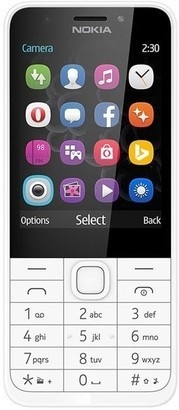 Nokia 230 DS White