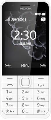 Nokia 230 SS White
