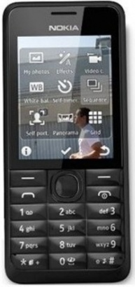 Nokia 301 DS Black