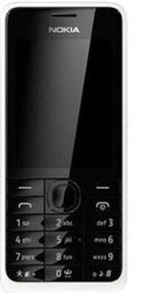 Nokia 301 DS White